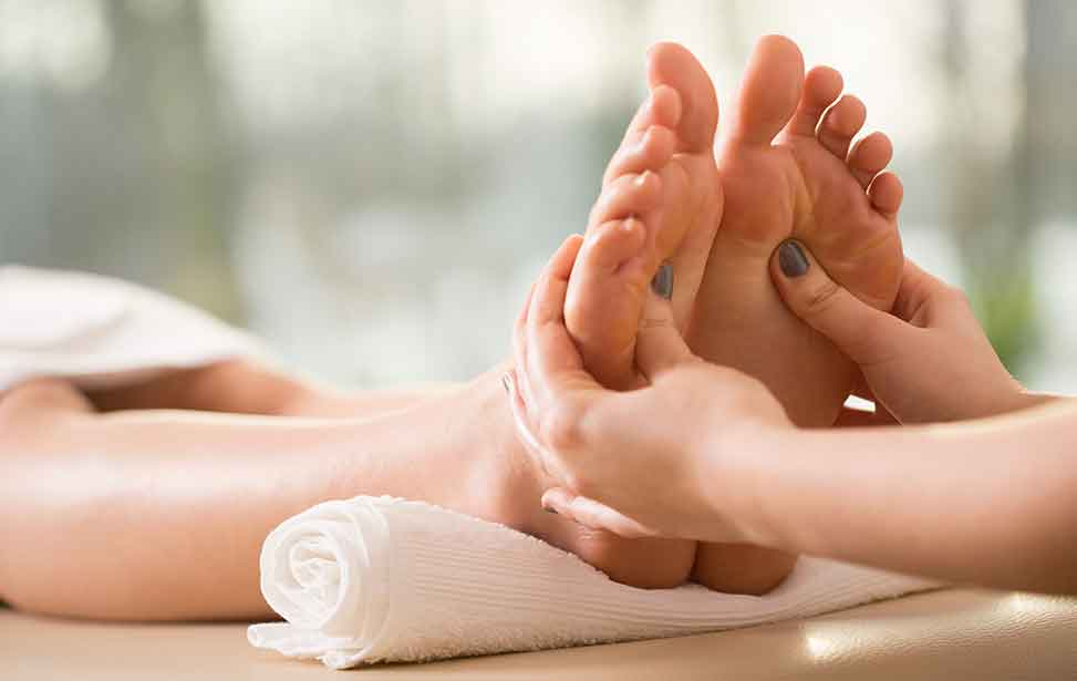 What is Reflexology image